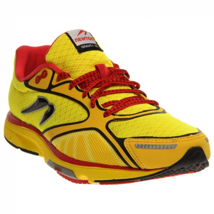Newton Running Gravity - Bright Yellow - Men's